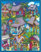 Conchtown Print